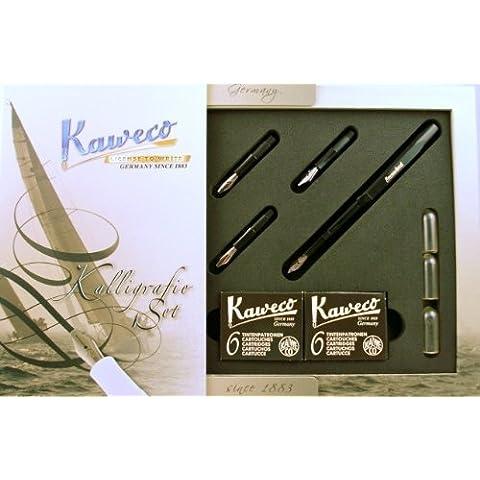 Kaweco Sport Classic Calligraphy Set black by Kaweco