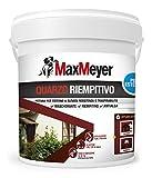 Maxmeyer 165024G500001 Quarzo Riempitivo Antialga Bianco 4 L