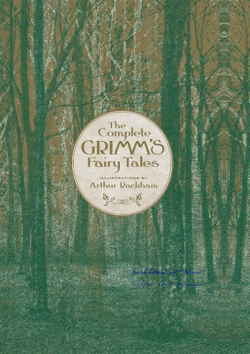 The Complete Grimm's Fairy Tales (Knickerbocker Classics) (English Edition)