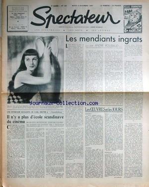 SPECTATEUR [No 94] du 18/03/1947