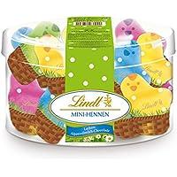 Lindt & Sprüngli Deko Edition Mini Hennen, 1er Pack (1 x 200 g)