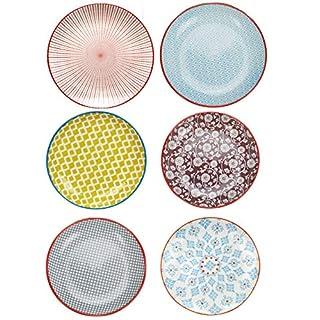 ARD'TIME Collection Sabaé Assiettes Plates