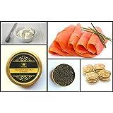 Le Coffret Festif du Caviar Asetra/Oscietra 50g. Livraison 1-2 jours