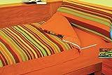 Sacco Copripiumino Righe Flash para cama de 90x190/200