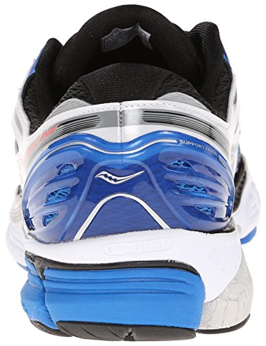 Saucony - Hurricane 17 - , homme, multicolore Blue/White/Black