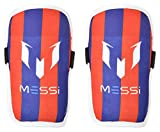 #3: Wintex Plastic Messi Football Shin Guards (Blue and Red)