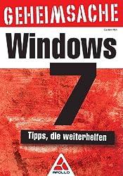 Geheimsache Windows 7