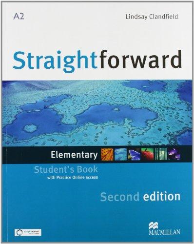 New Straightforward. Elementary. Student's book-Workbook. Per le Scuole superiori. Con espansione online