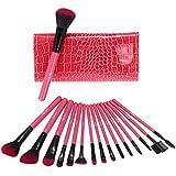 Abody Professionale Make Up Set - 16 PCS Trucco Cosmetica spazzole di trucco set / Pennelli ...