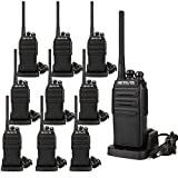 Retevis RT24 Talkie Walkie PMR446 sans Licence Rechargeables Radio Bidirectionnelle...
