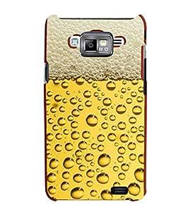 Fuson Designer Phone Back Case Cover Samsung Galaxy J2 (6) 2016 J210F :: Samsung Galaxy J2 Pro (2016) ( Bubbles And Foam In Drinks )