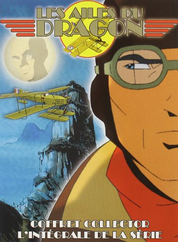 Les Ailes du dragon - Coffret 3 DVD