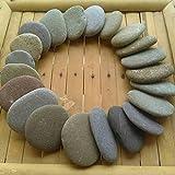 15 Strand Steine zum Basteln von dem Irischen Meer by Filao7
