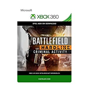 Battlefield Hardline Criminal Activity [Xbox 360 – Download Code]