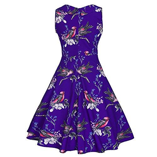 Sommerkleid damen knielang