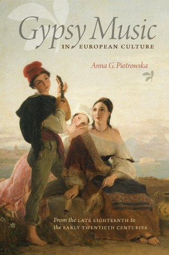 Gypsy Music in European Culture por Anna G. Piotrowska