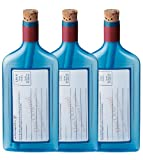 Flaschenpost 6-Stk., blau