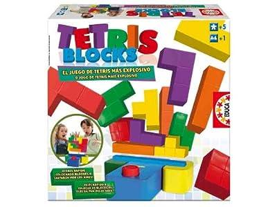 Educa Borrás 14679 - Tetris Blocks de Educa Borrás