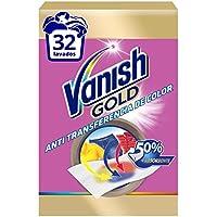 Vanish Anti-transferencia de color - 4 Paquetes de 58 gr - Total: 232