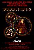 Pop Culture Graphics Filmposter Boogie Nights, 11 x 17 cm, Michael Penn Mark Wahlberg Burt Reynolds Julianne Moore Unframed
