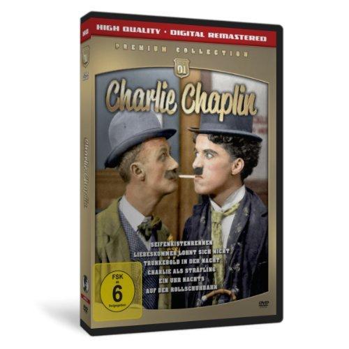 Charlie Chaplin - Premium Collection Vol. 1