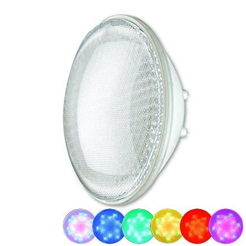 Lampada SEAMAID Faro a led MULTICOLOR RGB per piscina PAR56 - 36 LED 30W