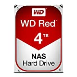 WD Red WD40EFRX - 4 TB SATA 6 Gb/s Hard Disk Drive with NASware