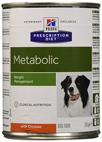 Hill's Canine Metabolic Advanced Weight Solution -