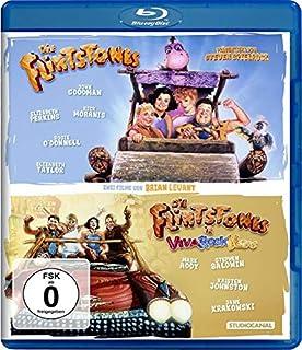 Die Flintstones - Familie Feuerstein / Flintstones in Viva Rock Vegas [Blu-ray]