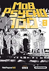 Mob Psycho 100 Edition simple Tome 8