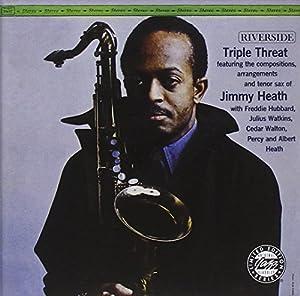 Jimmy Heath - Triple Threat