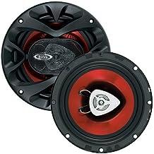 Boss Audio Systems Chaos Exxtreme De 2 vías altavoz audio - Altavoces para coche (De 2 vías, 250 W, 90 dB, 100 - 18000 Hz, 165,1 mm, 63,5 mm)