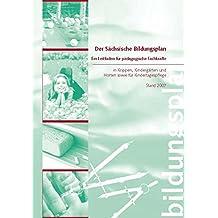 Der Sächsische Bildungsplan - Ein Leitfaden für pädagogische Fachkräfte: in Krippen, Kindergärten und Horten sowie Kindertagespflege Stand 2007