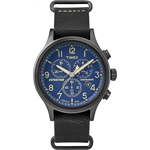 orologio cronografo uomo Timex Scout Chrono trendy cod. TW4B04200