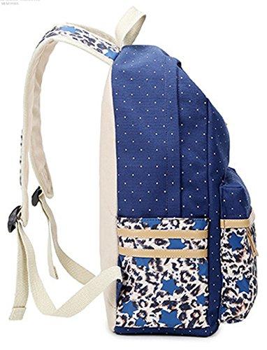 Longzibog Dual verstellbare Schultergurte und Hängeschlaufenband 2016 Neue Damen accessories hohe Qualität Einfache Tasche Schultertasche Freizeitrucksack Tasche Rucksäcke Schwarz