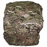 bkl1® Sac à dos Britannique Housse MTP Camouflage grande 130L Sac à dos Housse Outdoor BW Armée 1278
