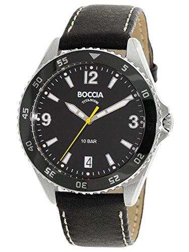 Boccia Montre Homme 3599-02