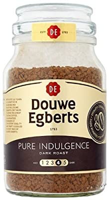Douwe Egberts Pure Indulgence Dark Roast Instant Coffee 400g from Douwe Egberts