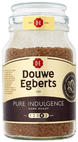 Douwe Egberts Pure Indulgence Dark Roast Instant Coffee 400g