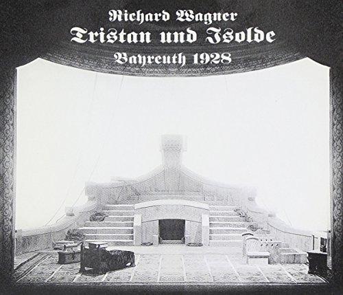 Wagner : Tristan und Isolde Szenen 1928. Elmendorff, Graarud, Larsen-Todsen, Andresen, Bockelm.