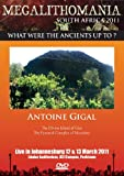 The Divine Island of Giza / The Mysterious Pyramids of Mauritius - Double DVD by Antoine Gigal