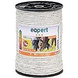 200m corde de clôture électrique 6 mm conducteur 7 x 0,20 mm acier inox
