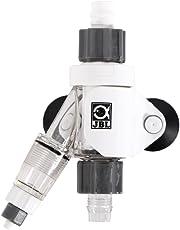 JBL ProFlora Direct 63340 Hochleistungs-Direktdiffusor für CO2, 16/22 Inlinediffusor