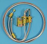 Scaldabagno piloti Assembely include termocoppia e tubo LP propano da Fixitshop