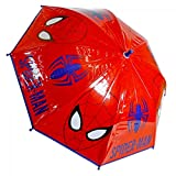 SPIDERMAN Regenschirm Kinderschirm Stockschirm