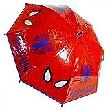 SPIDERMAN Regenschirm Kinderschirm Stockschirm