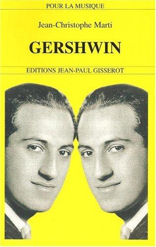 Gershwin par J.-C. Marti