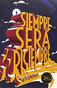 Siempre será diciembre par Wendy Davies