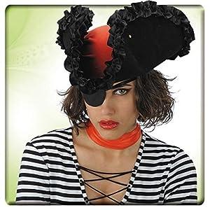 Carnival Toys - Sombrero para Disfraz de Adulto Guerrero, Talla M (5592)