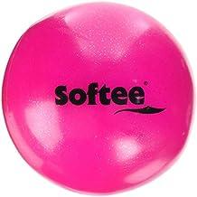 Softee Equipment 0010515 Pelota de Gimnasia, Blanco, S